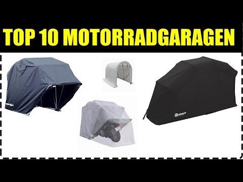 TOP 10 MOTORRADGARAGEN ★ Motorrad Garage ★ Garage für Motorrad kaufen ★ Motorrad Garage Ausziehbar