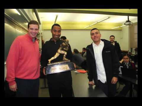 Corboy & Demetrio Heisman Trophy Tour: MindsMatter