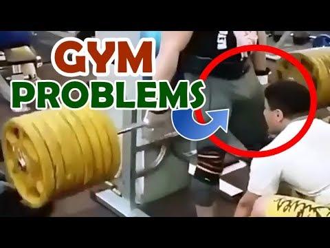 Gym Problems 🏆GYM IDIOTS 🏆