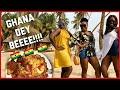 THANK GOD I WENT TO GHANA || GHANA VLOG || MAAHA BEACH ||  AFROCHELLA || FOOD || GHANAIAN YOUTUBER