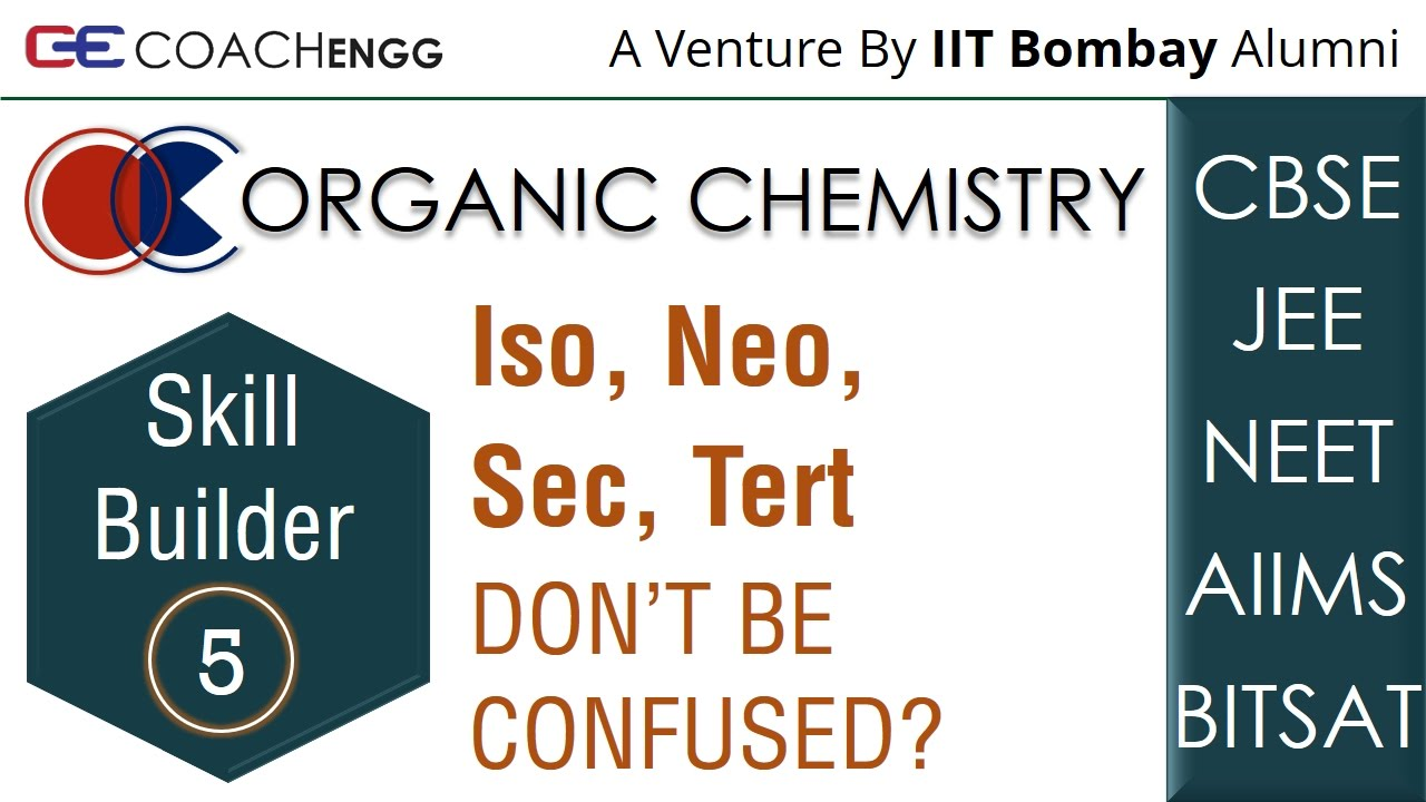 difference between iso and neo in chemistry