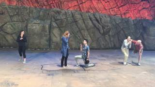 Surprise Disney World Proposal!