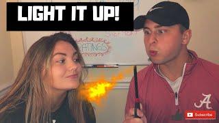 "Marshmello Ft. Tyga & Chris Brown ""Light It Up"" (Official Music ) REACTION"
