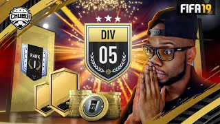 We Got RANK 1!!! My First Division Rivals Rewards! | FIFA 19 Ultimate Team