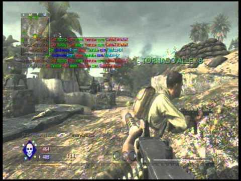 World At War Hacked Lobby Gameplay