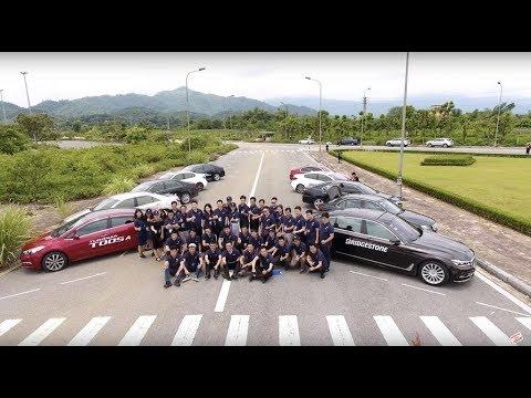 Trải nghiệm êm ái với lốp xe Bridgestone Turanza T005A |XEHAY.VN|
