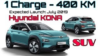 Hyundai kona electric Suv launch date and price | Electric kona update 2019 | Hyundai motor finance