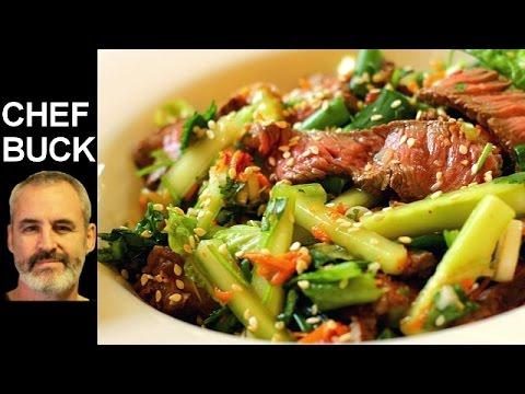 You'll Love Thai Beef Salad