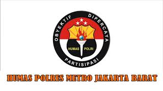 Polres Metro Jakarta Barat melaksanakan operasi Yustisi protokol kesehatan