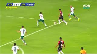 Atlas FC 1 - 2 Atlético Zacatepec   Copa MX - Apertura 2018 - Jornada 1