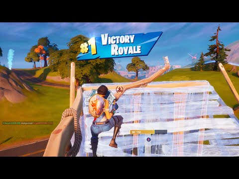 Xbox One S - Fortnite Gameplay Chapter 2 Season 2 (Victory Royale Solos) - 1080p 60FPS No Commentary