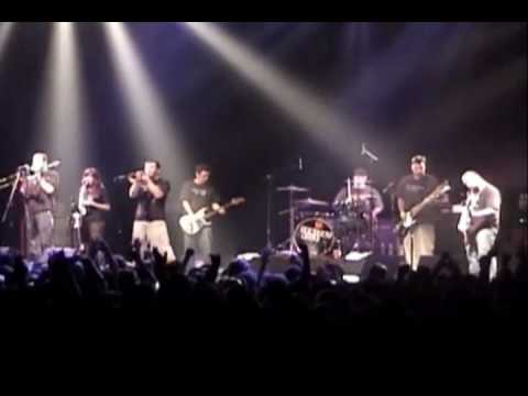 Five Iron Frenzy - Every new day (last show)