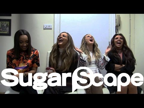 Little Mix tell scary Halloween stories