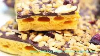 Recipe: Honey Comb Candy | Simply Delicious