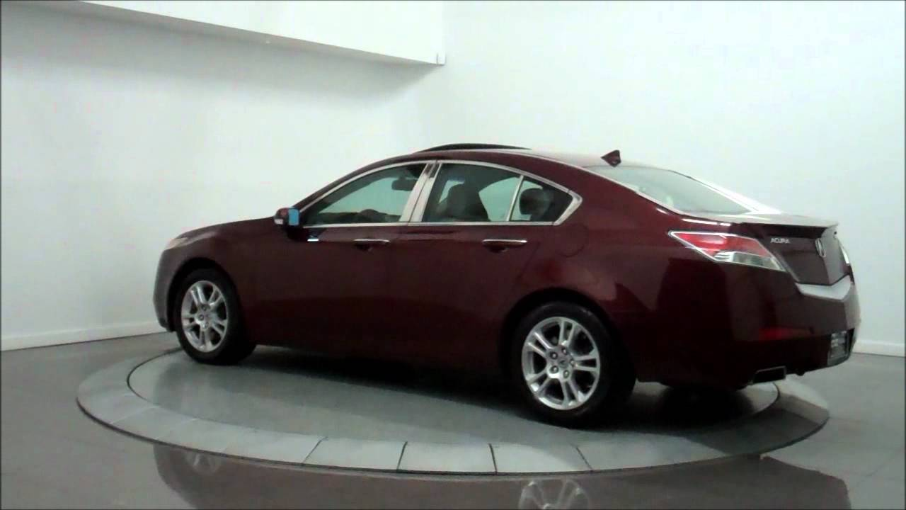 2009 acura tl with technology package youtube. Black Bedroom Furniture Sets. Home Design Ideas