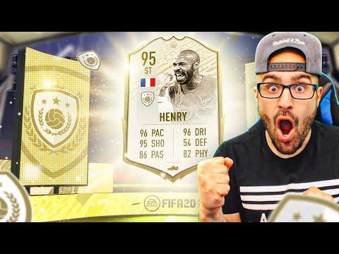 OMG I GOT PRIME MOMENTS HENRY!! FIFA 20 Ultimate Team