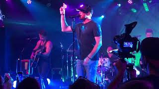 Cole Swindell - All Of It album release party St Louis 8/17/18- Dad's Old Number @coleswindell