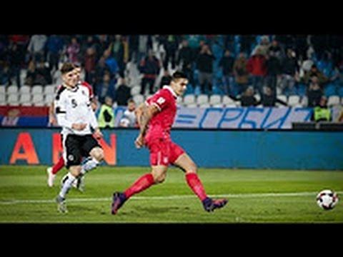Serbia vs Austria 3-2 Goals & Highlights 09/10/2016