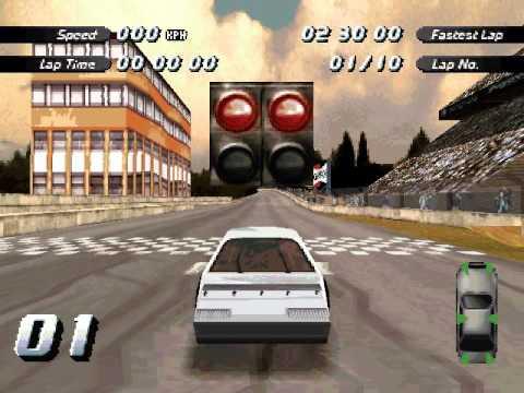 Destruction derby 2 gameplay (pc game, 1996) youtube.