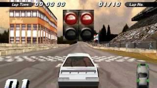 DOS Game: Destruction Derby 2