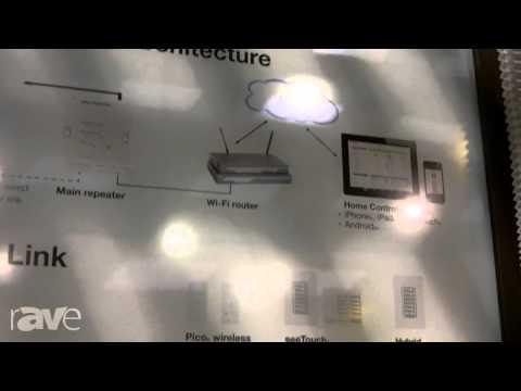 CEDIA 2013: Lutron Electronics Shows the RadioRA-2 System