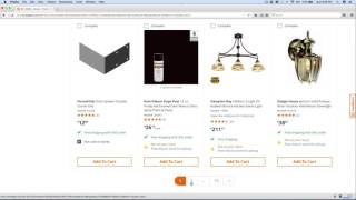 How I Select Products To List On Home Depot April 2017