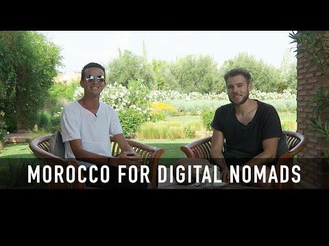 MOROCCO FOR DIGITAL NOMADS | A CONVERSATION WITH LOUKMAN NACIK