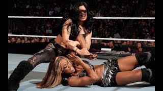 (720pHD): WWE Superstars 10/14/10 - Melina vs. Alicia Fox (w/Maxine)