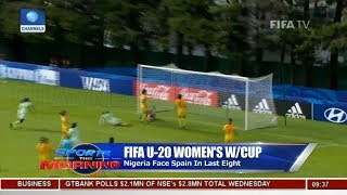 Falconets' Spain Face Off, UEFA Super Cup Outcome In Focus |Sports This Morning|