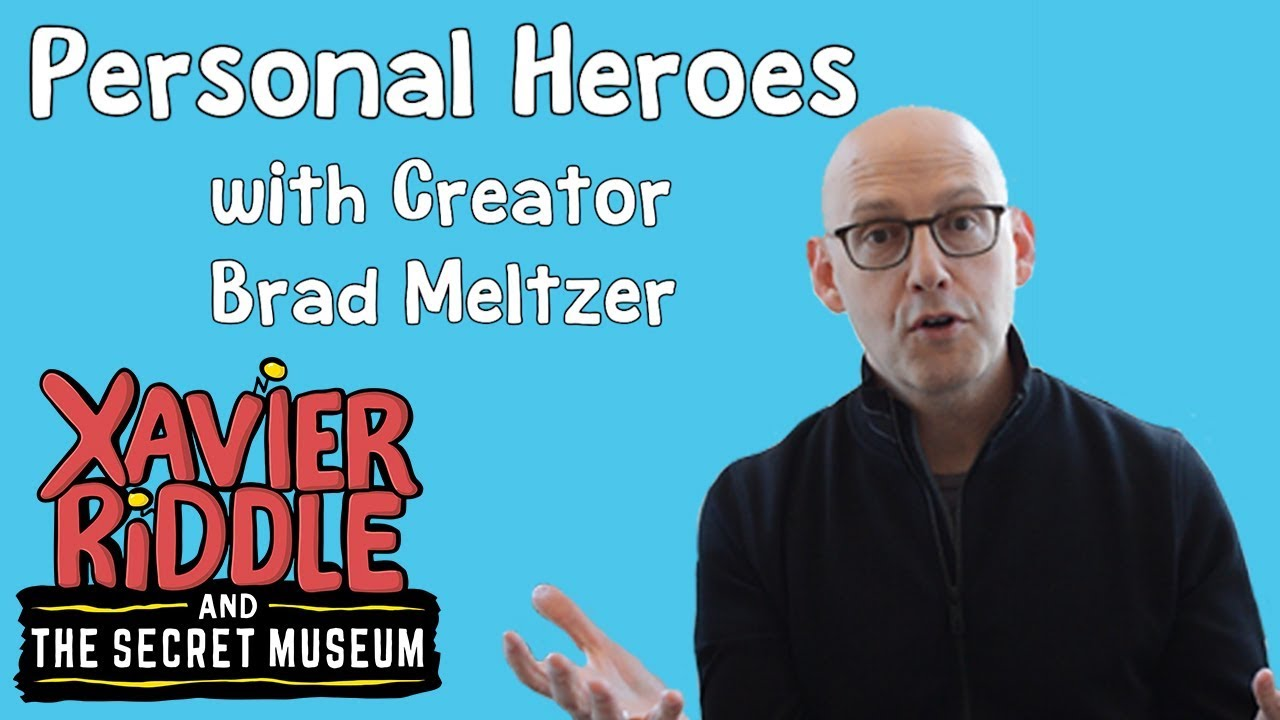 Xavier Riddle - Personal Heroes with Creator Brad