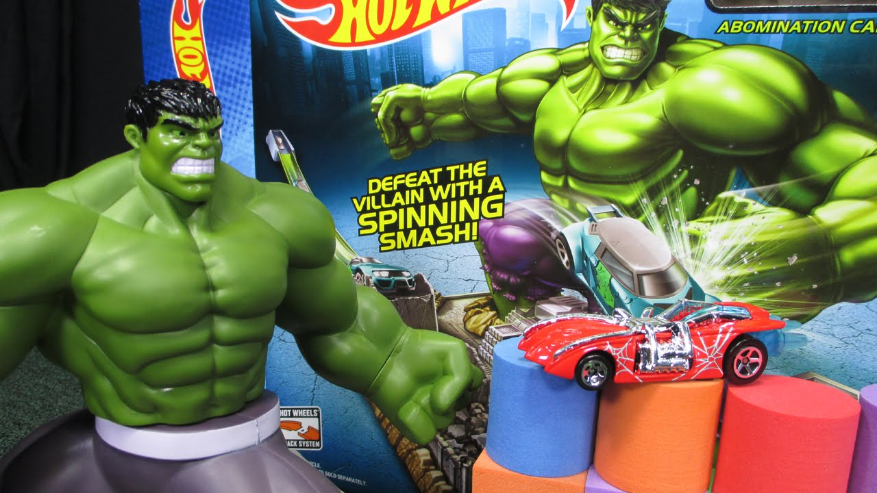 thoughts on order online shop best sellers Hulk Smash Spin-Out Hot Wheels Track Set Review By Race Grooves
