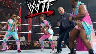 WTF Moments: WWE Raw - May 30th 2016