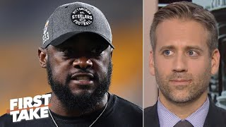 Mike Tomlin shouldn't want the Redskins job - Max Kellerman | First Take