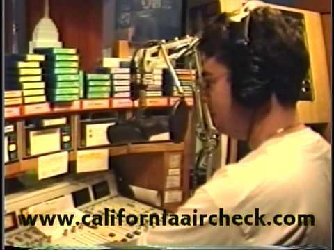 Z100 WHTZ New York Elvis Duran 1993 California Aircheck Video
