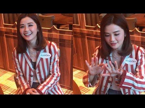 NUYOU CELEB TALK - A SA (Charlene Choi)