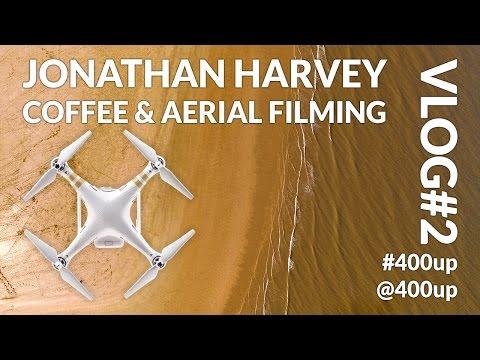 VLOG #2 - COFFEE & AERIAL FILMING