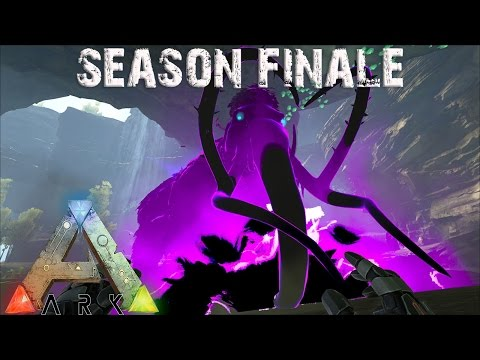 ARK Survival Evolved - Tying up loose ends and Season Finale! Annunaki Genesis Modded S1E34