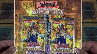 *RARE* YuGiOh Pharaonic Guardian 2003 Double Blister Pack Opening & Review! Nostalgia is Real