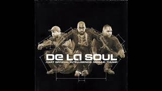 De La Soul - Words From The Chief Rocker (feat. Busy Bee Starski)