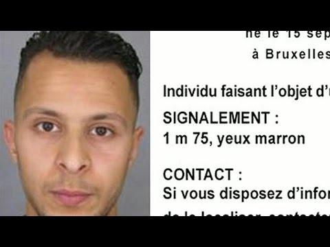 Paris terror suspect Salah Abdeslam caught in Belgium