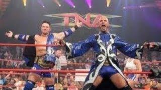 AJ Styles and Christopher Daniels vs AMW (Slammiversary 2006)