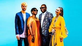 SOFI TUKKER x Amadou & Mariam - Mon Cheri (Official Lyric Video)