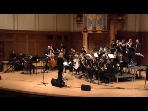 Lawrence University Jazz Band - May 20, 2015
