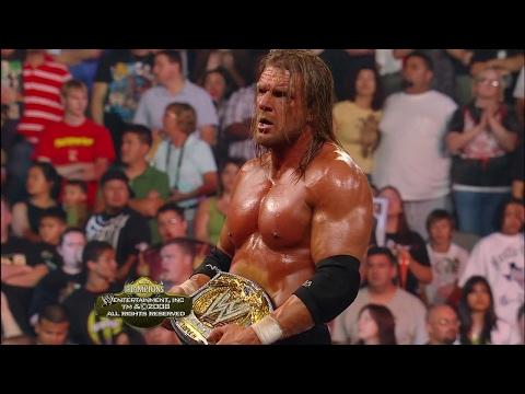 WWE Night Of Champions 2008 Highlights HD