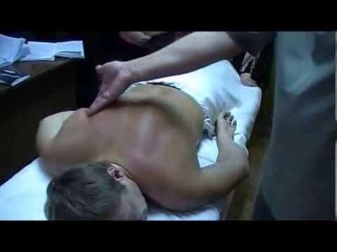 Приёмы Рефлекторно-сегментарного массажа