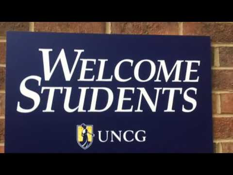 Transfer Students at UNCG