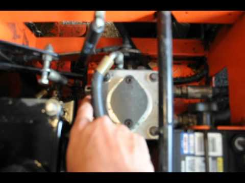 Hydro-gear Repair, Rebuild Problem