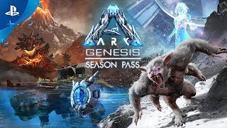 ARK: Genesis - Announcement Trailer | PS4