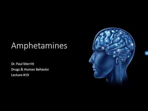 Lecture 19  Amphetamines