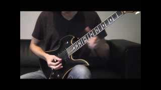 Black Veil Brides - Shadows Die Solo Cover